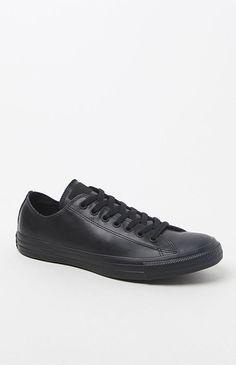 Chuck Taylor All Star II Ox Black Shoes