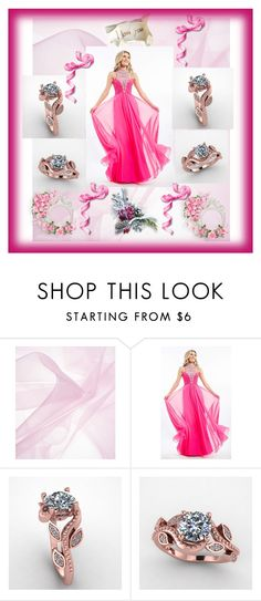 """fabiandiamonds/John"" by alma-ja ❤ liked on Polyvore featuring Rachel Allan"