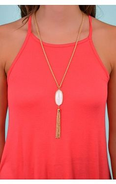 One Last Chance Necklace #xoxoBelle