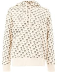 df7a88d30 Gucci - Invite Stamp Print Hoodie - Lyst Mens Activewear, Man Shop, Invite,