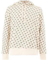 697fd1b6439 Gucci - Invite Stamp Print Hoodie - Lyst Mens Activewear