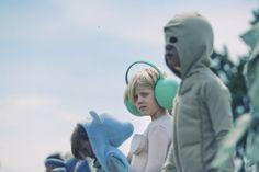 Caroline Bosmans' avantgarde kids fashion