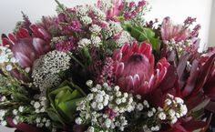 Colleen Seymour Bloom Where You Are Planted, Floral Wreath, Bouquet, African, Wreaths, Quilts, Cape Town, Flowers, Plants