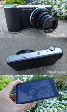 The Samsung Galaxy Camera 2.