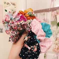 Handmade pattered scrunchies by isabellesbyIsabelle Scrunchies, Etsy Seller, Pride, Community, Trending Outfits, Handmade Gifts, Business, Unique, Creative