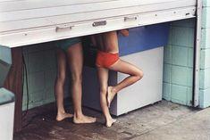 Mark Cohen, Young Limbs, Harvey's Lake, 1981