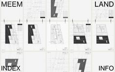 Identity Design, Floor Plans, Floor Plan Drawing, House Floor Plans, Brand Identity Design