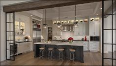 Are you looking to improve the look and feel of your kitchen? Or do you want to increase your home's value?  How are you remodeling your kitchen for 2014? - Goodall Custom Cabinetry and Millwork #homeimprovement #kitchen #remodel #home #value #Scottsdale