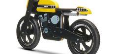 Yamaha Kids Cafe Racer Balance Bike