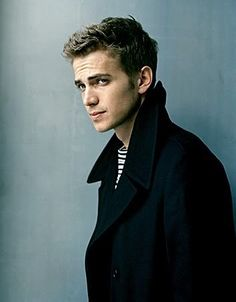 Hayden Christensen. The only thing that could make him hotter is if he was a real Jedi... Now that'd be sexy ;)