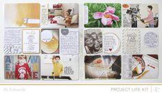 Ali Edwards | Blog: Project Life 2013 | Week Twenty (Studio Calico ...