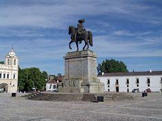 Estátua de D. João IV - Portugal
