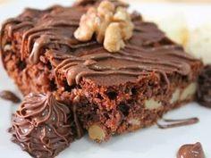 Como Fazer Brownie de Nutella com Nozes