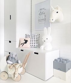 Linen bedding, minimalistic kid's bedding, designer toyswwwooh-noocom The post Linen bedding, minimalistic kid's bedding, designe… appeared first on Woman Casual - Kids and parenting The Kids Room Design, Bed Design, Girls Bedroom, Ikea Stuva, Minimalist Bed, Little Girl Rooms, Kids Decor, Decor Ideas, Boy Room