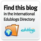 Find this blog in the education blogs directory