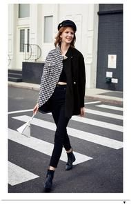 Women Blazer Jacket Coat Work Wear Blazer #Leggings #dresses #Leggings #Legging #miniskirt #fashion #skirt #legs #highheels #pantyhose #tights #SHORT #HOTSHORT #SHORTS #HOTSHORTS #model #style #work #womenwork #coat #womencoat #womancoat#coats #blazer #womanblazer #workwear #dress #dresses #interview #meet #meeting #date #dating #love #women #girl #lady #office #dinner #outfit #casual #cute #highheel #party #top #tops #blouse #blouses #jacket #office #PANT #PANTS #wedding #party  #couple Women Blazer, Blazers For Women, Coats For Women, Casual Blazer, Casual Outfits, Casual Work Wear, Fashion Wear, Womens Fashion, Dinner Outfits