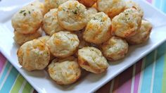 Cheddar Herb Muffin Bites Recipe -- Watch Divas Can Cook create this delicious recipe at http://myrecipepicks.com/3017/DivasCanCook/cheddar-herb-muffin-bites-recipe/