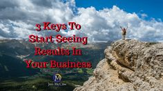 Keys To Start Seeing Results In Your Business Social Media Tips, Keys, Industrial, Business, Key, Industrial Music, Store, Business Illustration