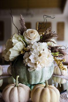 Best Ever Thanksgiving DIYs: Ditch the Vase Photography: Caitlinn Mahar-Daniels - aitlinnmahardaniels.com  View entire slideshow: Best Ever Thanksgiving DIYs on http://www.stylemepretty.com/collection/813/