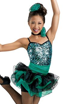 Got My Own Thing Now jazz costume | Weissman Costumes | A.K.A. Our jazz costume for our advanced jazz class (: my fav.<3