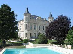 Very elegant French chateau. Near Agen, Lot-et-Garonne