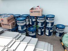 Semaster 9600 Polyurethane là hệ thống sơn phủ 2 thành phần có thể phủ lên nhựa, bê tông, kim loại,..bảo vệ điều kiện ngoài trời, khắc nghiệt