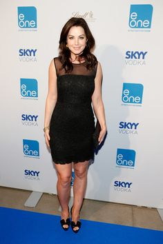 Erica Durance Photos Photos - Actress Erica Durance arrives at the Variety Entertainment One Celebrates 29 Films At TIFF during the 2013 Toronto International Film Festival at The Roundhouse on September 9, 2013 in Toronto, Canada. - Variety Entertainment One Celebrates the TIFF