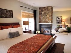 10 Divine Master Bedrooms by Candice Olson : Rooms : Home & Garden Television