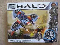 Halo Mega Bloks Assault Craft toy 97102    eBay