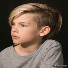 Hairstyles For Kids Boys Undercut - Hairstyles Kids Hairstyles Boys, Boy Haircuts Long, Cool Boys Haircuts, Toddler Boy Haircuts, Little Boy Haircuts, Trendy Haircuts, Boy Hairstyles, Haircuts For Men, 2018 Haircuts