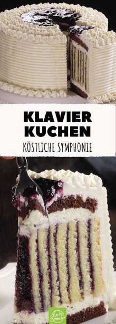 This rolled cake tastes like a symphony! – Pastry World Cupcakes, Cake Cookies, Cupcake Cakes, Cakes Originales, Torte Au Chocolat, Cake Recipes, Dessert Recipes, Cake Tasting, Food Cakes