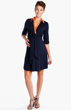 Maternal America Maternity Shirtdress available at #Nordstrom