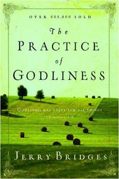 The Practice of Godliness, by Jerry Bridges - Transformational...great for bible studies.