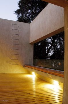 Gallery of House MP / Estudio GMARQ - 1 Commercial Architecture, Modern Architecture, Patio, Villa, Stairs, House, Exterior, Gallery, Photography