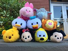 The Day Tsum Tsum Invaded the Walt Disney Studios Lot | Oh My Disney | Awww