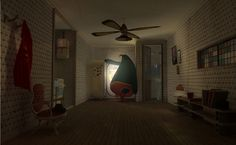 3D by DIAZFEICH , via Behance