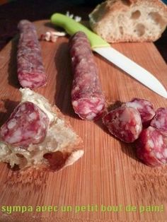 mini dry sausages (quick to make) - Oranges and Spices - Maryln Barrick Charcuterie, Tapas, Halloween Torte, Halloween Treats, Fingerfood Party, Health Dinner, Chorizo, Food Is Fuel, Smoking Meat