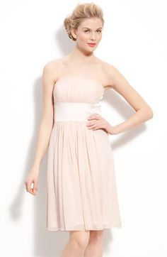 I tried this on today at Nordstrom and really liked it. It's a little more peachy than it looks here. Not bad at 158
