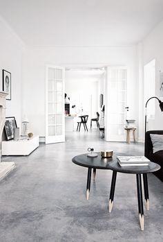 Natural, homely minimalism with flair // Natürlicher, wohnlicher Minimalismus mit Flair #enjoysiemens