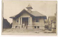 RPPC Postcard TAPPAN SPAUDLING MEMORIAL LIBRARY Newark Valley NY 1906   eBay  $18.99