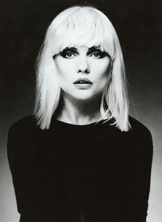 Debbie Harry by Steven Meisel