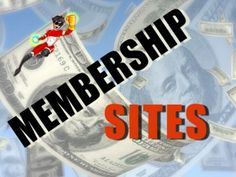 Top 5 Different Types of Membership Sites and How You Can Make A Recurring Monthly Passive residual Income