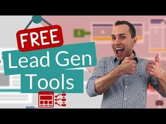 Top 5 B2B Lead Generation Tools - YouTube Marketing Plan, Marketing Tools, Online Marketing, Digital Marketing, Competitor Analysis, Simple Words, Lead Generation, Online Business, Product Launch