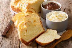 Brioche nuvola sofficissima Scones, Biscotti, Macarons, Cornbread, Muffin, Dairy, Cupcakes, Cheese, Ethnic Recipes