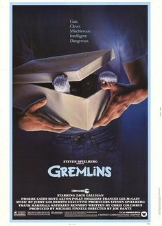 Gremlins (1984) | 25 Movies From The '80s That Every Kid Should See. Why it's still good: It's super fun and funny, but with a worthwhile secret message about how consumerism is a bummer. Be aware: They talk about how there's no Santa.Notable performance: The mogwais when they're still cute!