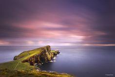 Neist Point by Giorgio Pirola on Lighthouse, Scotland, Mountains, Nature, Travel, Bell Rock Lighthouse, Light House, Naturaleza, Viajes