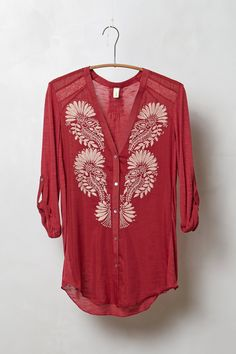 Avani Buttondown / Tiny via Anthropologie