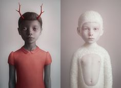 Fine surreal Photographs by Oleg Dou, a Photographer from Moscow.