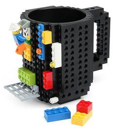 Lego-Style Building Block Coffee Mug - More Colors