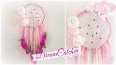 DIY #13 | DreamCatcher / Attrape - Rêves ❤ B O H E M E & R O M A N T I Q...